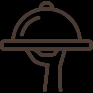 Čašník, servírka